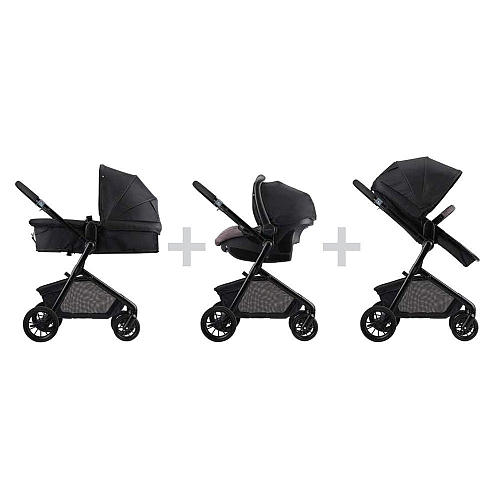 evenflo-pivot-modular-travel-system-with-safemax-infant-car-seat-casual-gray
